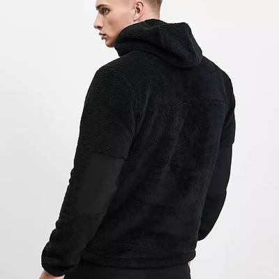 The North Face Campshire Hoodie Black Back