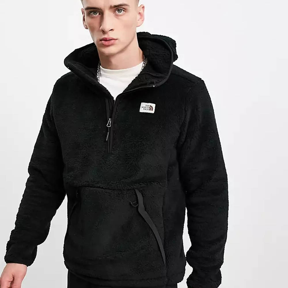 The North Face Campshire Hoodie Black