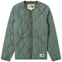 The North Face M66 Down Liner Jacket Laurel Wreath Green