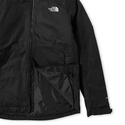 The North Face Millerton Insulated Jacket Black Detail