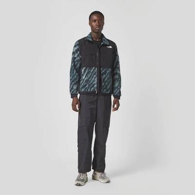 The North Face Print Denali 2 Jacket Black Full