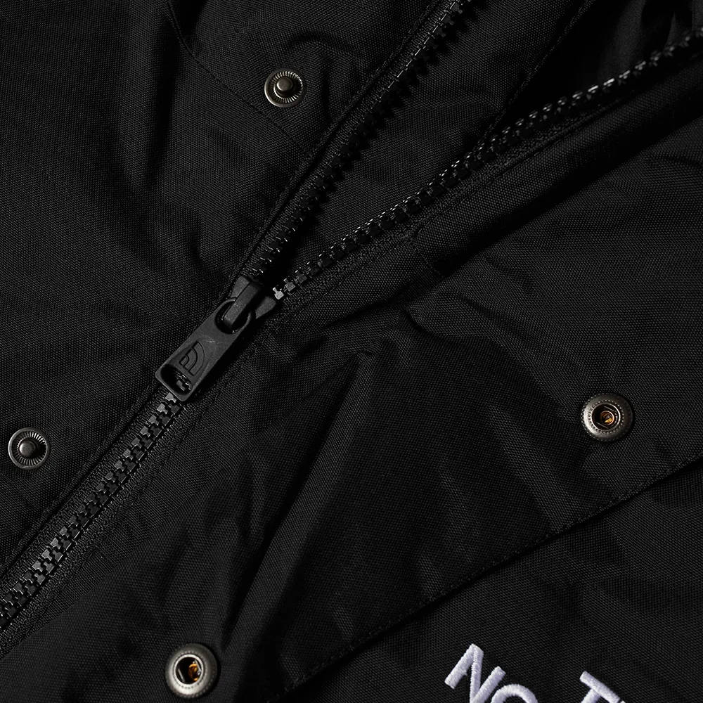 The North Face Recycled Gotham Jacket Black Detail 2