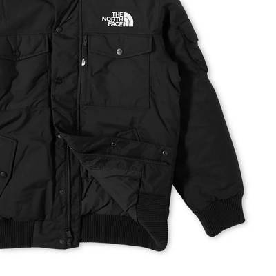 The North Face Recycled Gotham Jacket Black Detail