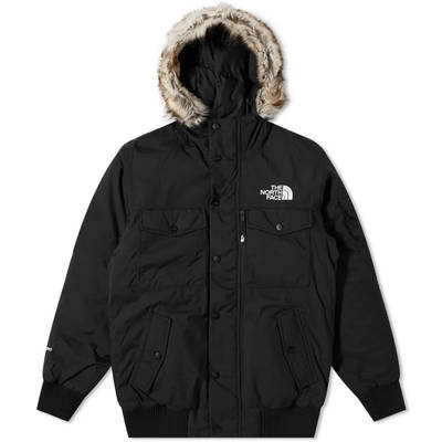 The North Face Recycled Gotham Jacket Black