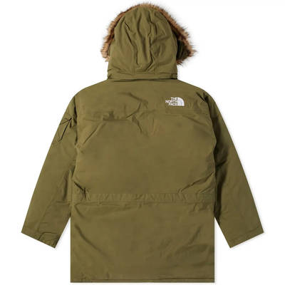 The North Face Recycled Mcmurdo Parka NF0A4M8G7D6 Back