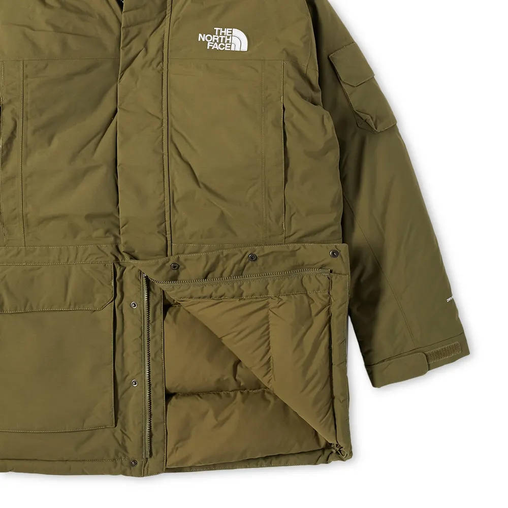 The North Face Recycled Mcmurdo Parka NF0A4M8G7D6 Detail