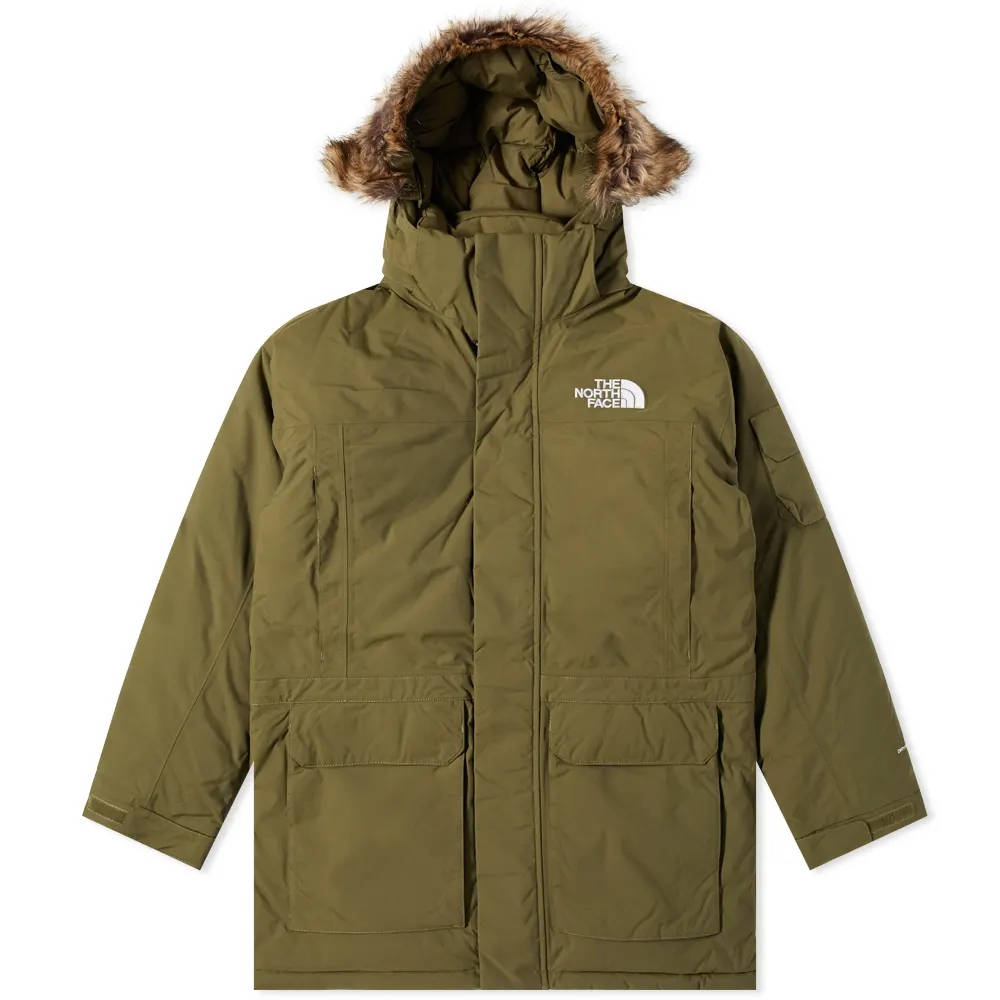 The North Face Recycled Mcmurdo Parka NF0A4M8G7D6