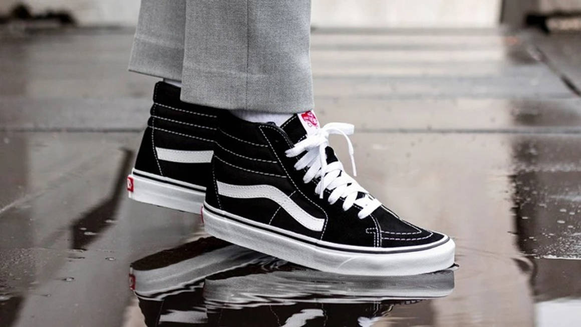 Vans Sk8-Hi Sizing: How Do They Fit?