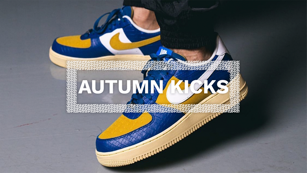 15 Perfectly Autumnal Sneakers You Can Cop Right Now at SNS!