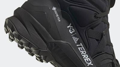 adidas Y-3 Terrex Swift R3 GTX Black GZ9167 Detail