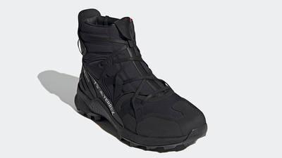 adidas Y-3 Terrex Swift R3 GTX Black GZ9167 Side