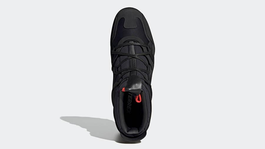 adidas Y-3 Terrex Swift R3 GTX Black GZ9167 Top