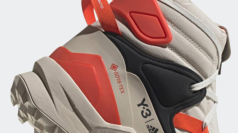 adidas Y-3 Terrex Swift R3 GTX White GZ9166 Detail