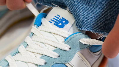New Balance 57-40 Oyster Pink W5740PG1 Detail 2