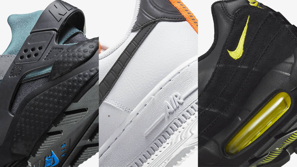 Shop This Season's Hottest Nike Sneakers Right Here!