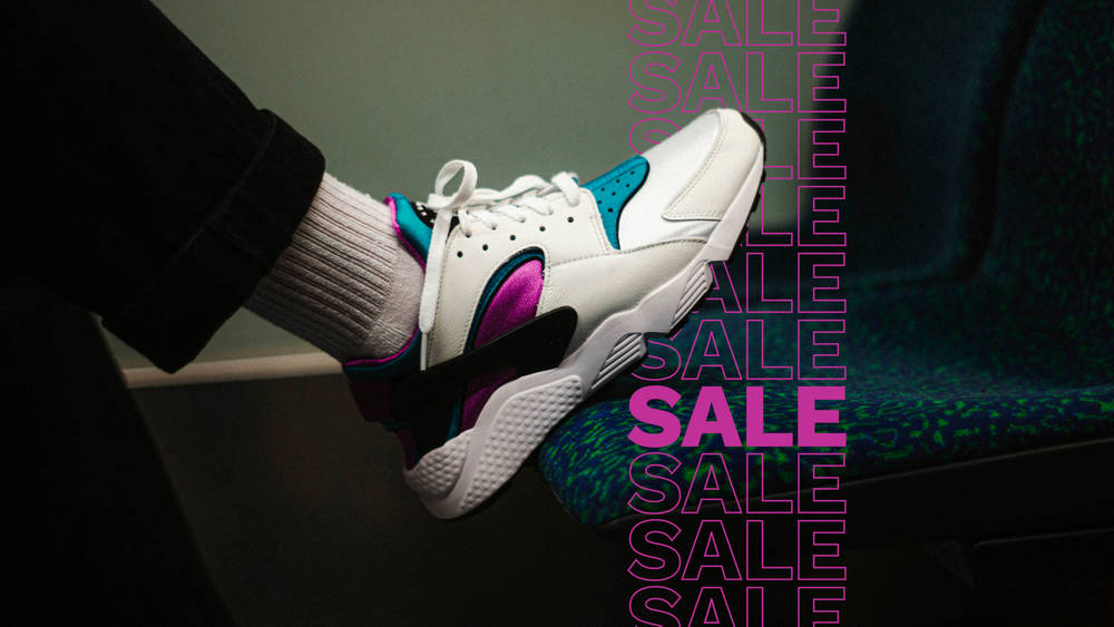 Grab Yourself an Under £100 Sneaker Steal in the SEVENSTORE Sale!