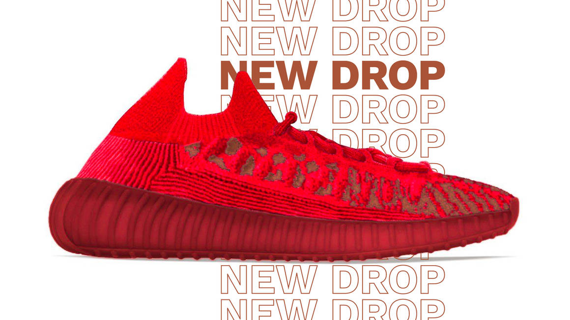 """Yeezy Boost 350 V2 CMPCT """"Slate Red"""""""