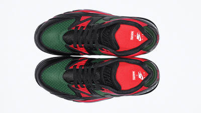 Supreme x Nike Cross Trainer Low Multi Black TOp