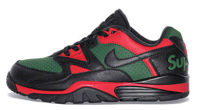 Supreme x Nike Cross Trainer Low Multi Black