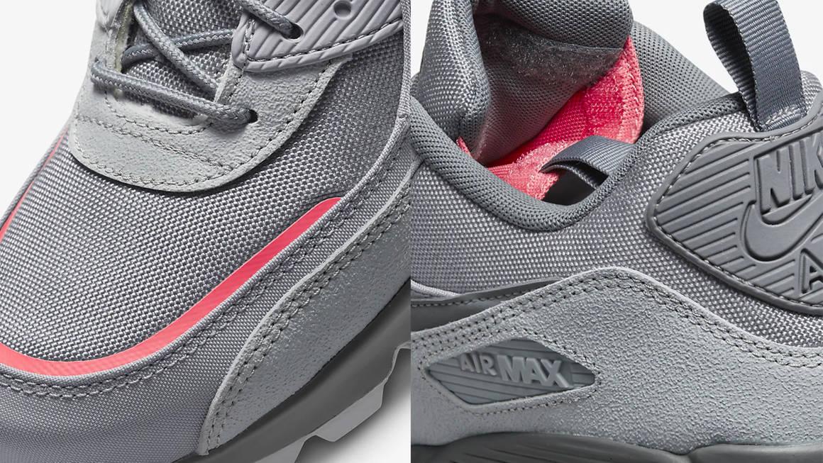 "Nike Air Max 90 Surplus ""Wolf Grey"""